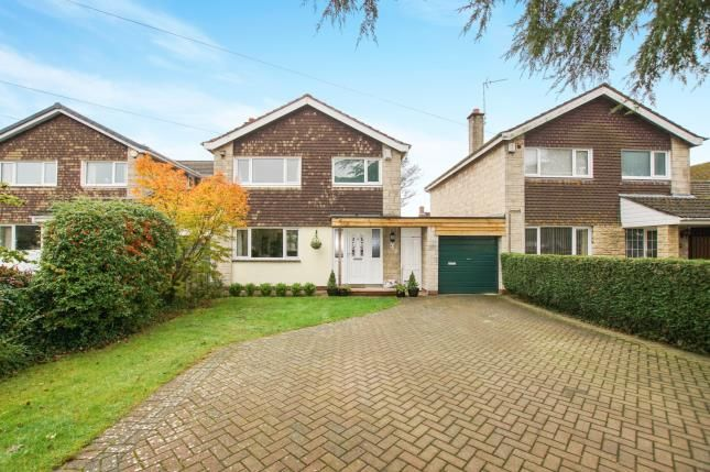 Thumbnail Link-detached house for sale in Dragon Road, Winterbourne, Bristol, Gloucestershire
