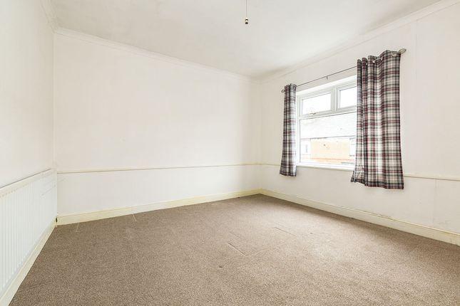 Master Bedroom of Frances Terrace, Bishop Auckland, County Durham DL14