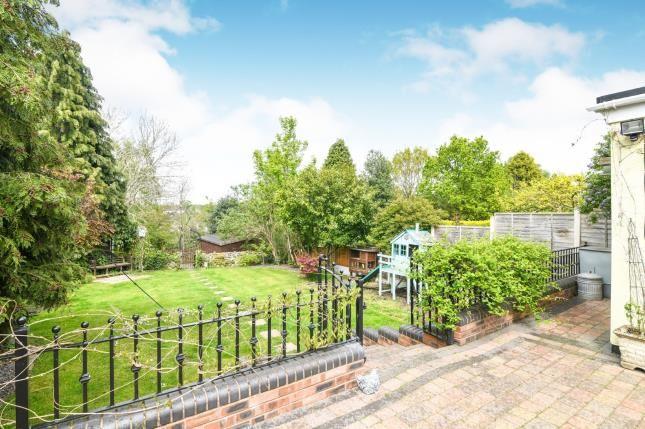 Garden of Highfield Road, Kidderminster DY10