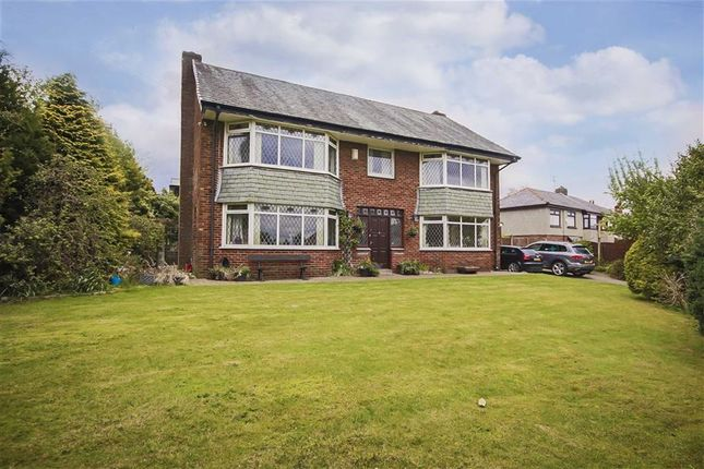 Thumbnail Detached house for sale in Westgate Avenue, Holcombe Brook, Bury