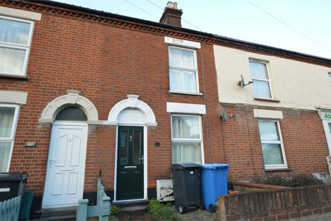 Thumbnail Terraced house for sale in Knowsley Road, Norwich