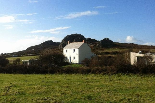 Thumbnail Detached house for sale in Pencaer, Goodwick
