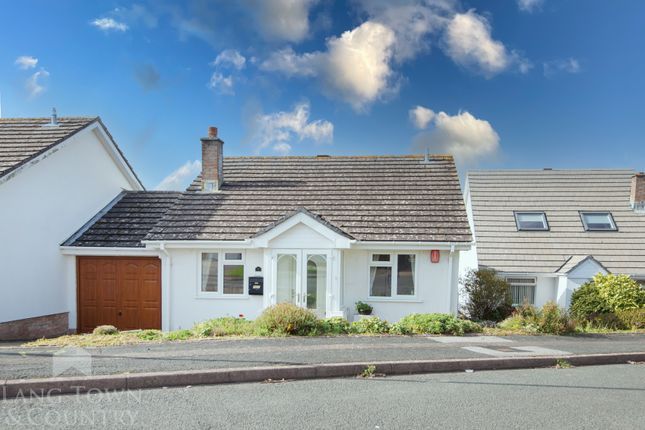 Thumbnail Detached bungalow for sale in Tapson Drive, Turnchapel, Plymouth.