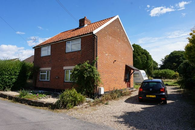 Thumbnail Detached house for sale in Grove Road, Bentley, Ipswich, Suffolk