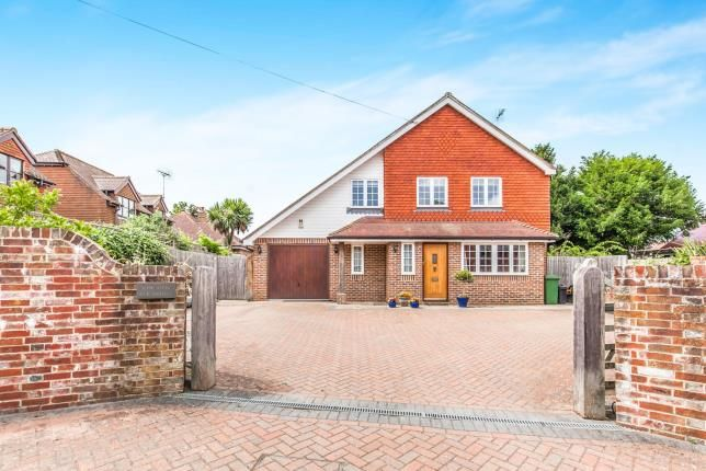 Thumbnail Detached house for sale in Mongers Lane, Barcombe, Lewes, East Sussex