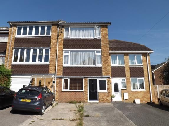 Thumbnail Terraced house for sale in Sycamore Drive, Brentwood