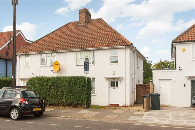 4 bed semi-detached house to rent in Saxon Drive, Acton, London