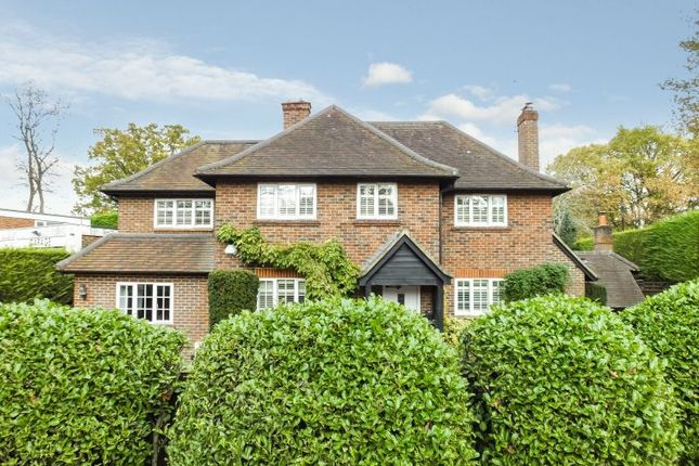 Thumbnail Detached house for sale in Sutton Green Road, Sutton Green, Guildford
