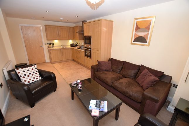Thumbnail Flat to rent in St. Helens Street, Derby