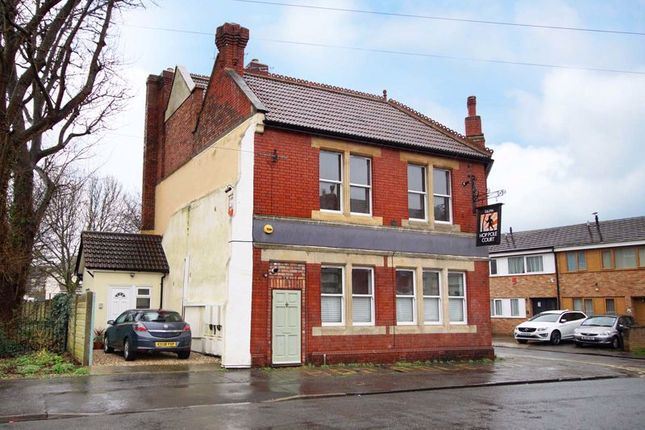 Front of Hop Pole Court, Avonvale Road, Bristol BS5