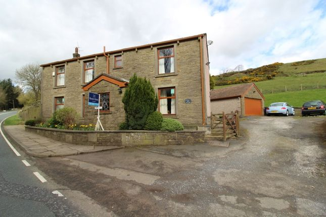 Thumbnail Detached house for sale in Grane Road, Haslingden, Rossendale