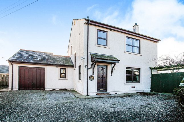 Thumbnail Detached house for sale in Police Houses, Cross Lane, Wigton