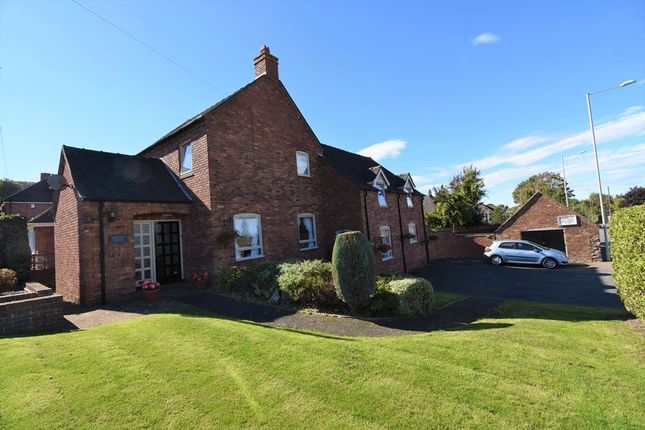 Thumbnail Detached house for sale in 285 Holyhead Road, Wellington, Telford