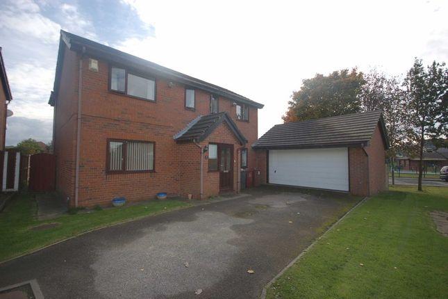 4 bed detached house for sale in Meadowcroft, Lower Darwen, Darwen