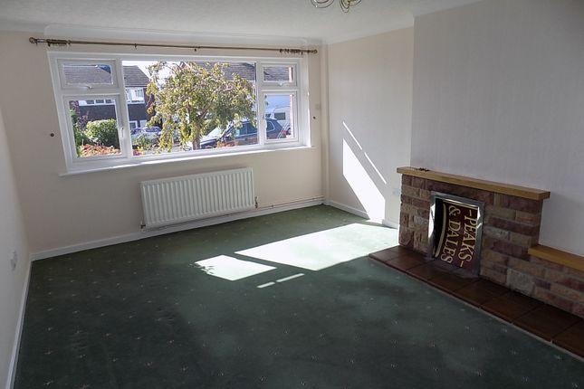 Sitting Room of Marlpit Lane, Denstone, Staffs ST14