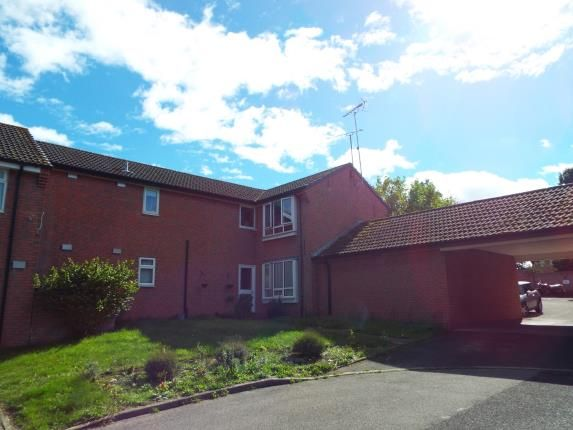 Thumbnail Flat for sale in Hooke Close, Canford Heath, Poole