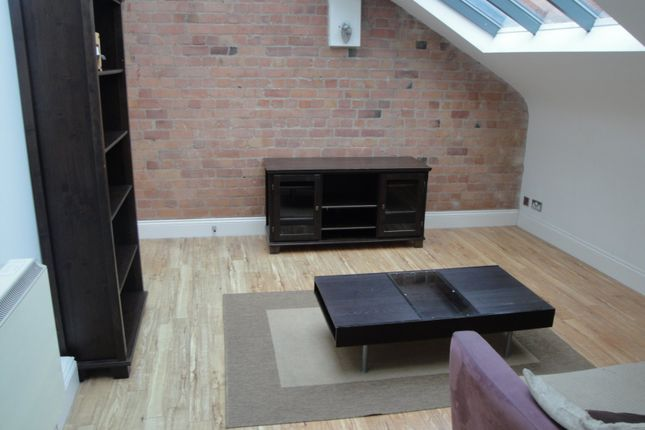 Thumbnail Flat to rent in Plumptre Place, Nottingham