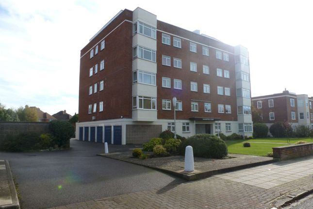 Thumbnail Flat to rent in Chacksfield Court, Craneswater Park, Southsea