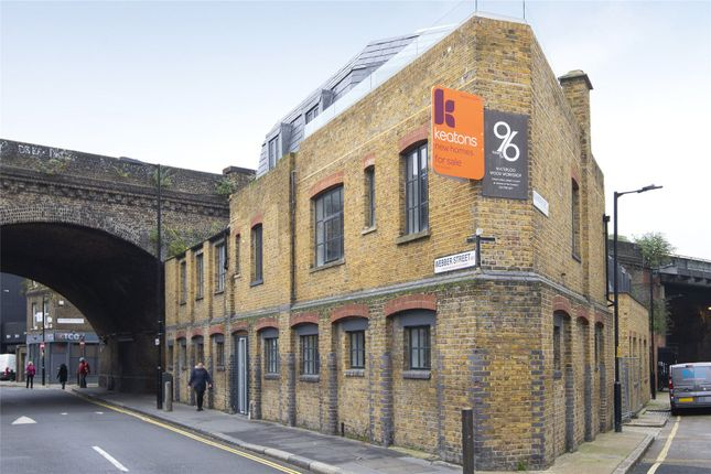 Exterior of Webber Street, London SE1