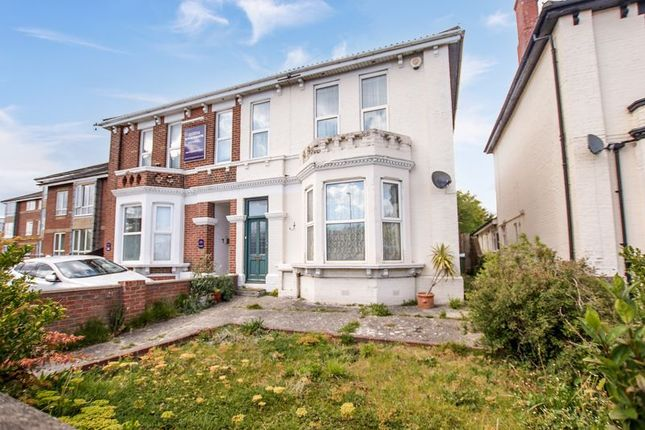 5 bed semi-detached house for sale in West Street, Fareham PO16