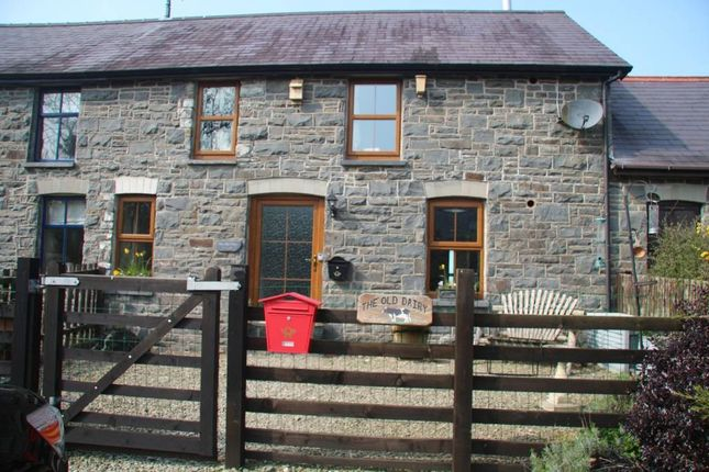 Thumbnail Barn conversion for sale in Pendderw, Llwyndafydd, Nr New Quay