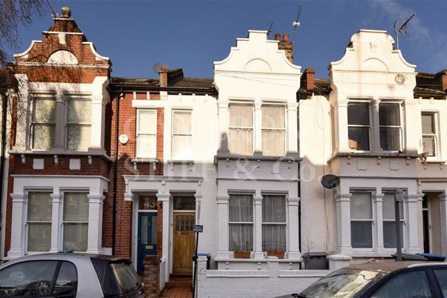 Thumbnail Terraced house for sale in Charteris Road, Queens Park, London