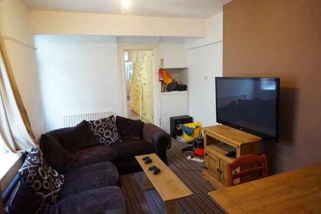Thumbnail Town house to rent in Baring Street, Greenbank, Plymouth
