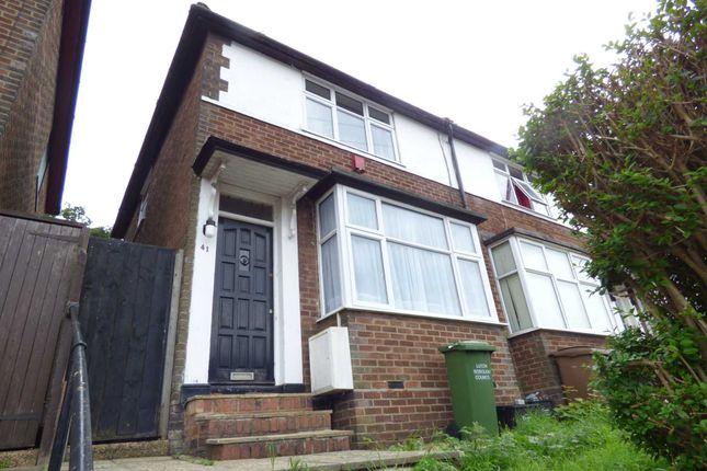 Thumbnail Property to rent in Pomfret Avenue, Luton