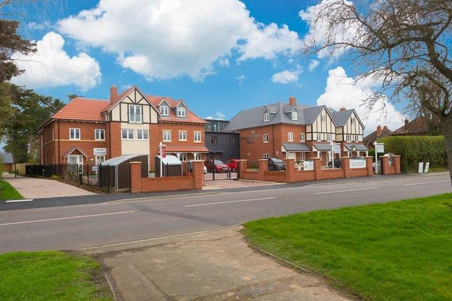 Thumbnail Flat for sale in Wenlock Road, Shrewsbury
