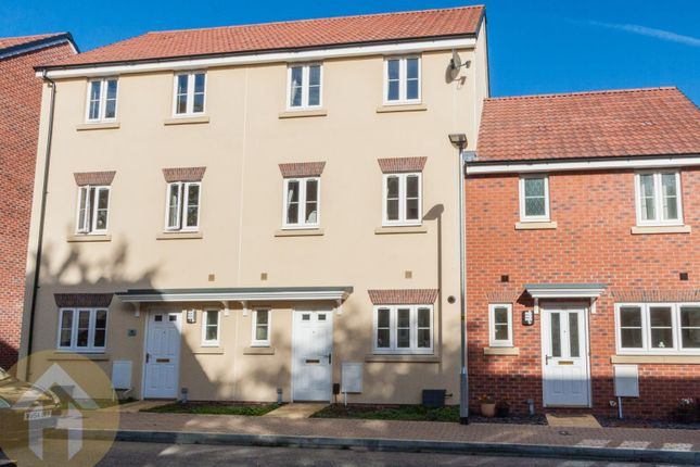 Thumbnail Terraced house to rent in Buxton Way, Royal Wootton Bassett, Wiltshire