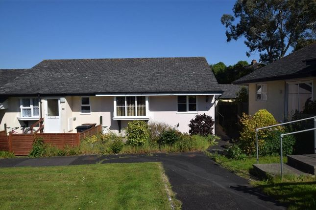 Thumbnail Bungalow for sale in Punchards Down, Totnes