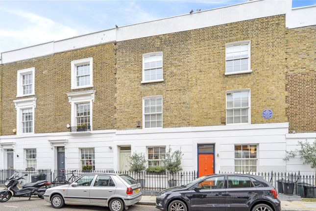 Thumbnail Terraced house for sale in Radnor Walk, Chelsea, London