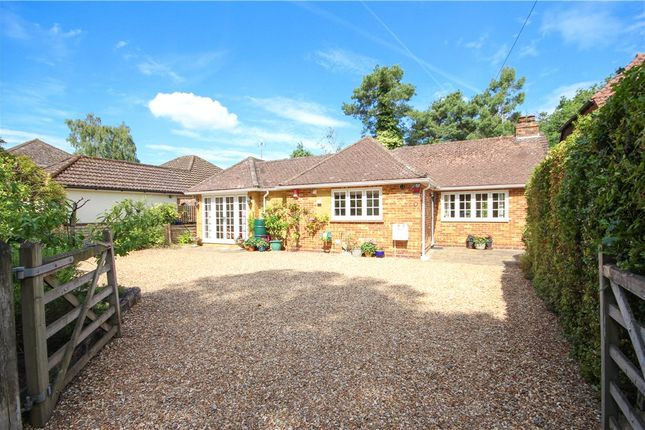 Thumbnail Detached house for sale in Award Road, Church Crookham, Fleet