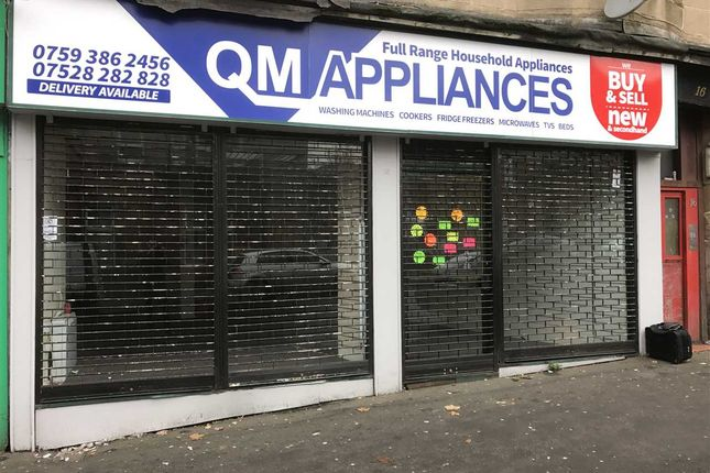Retail premises to let in Well Street, Paisley, Glasgow