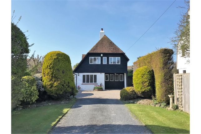 Thumbnail Detached house for sale in Old Point, Middleton-On-Sea
