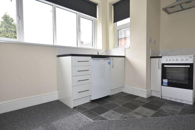 Thumbnail Studio to rent in Wellington Street, Hanley, Stoke On Trent