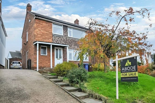 Thumbnail Detached house for sale in Short Street, Stapenhill, Burton-On-Trent
