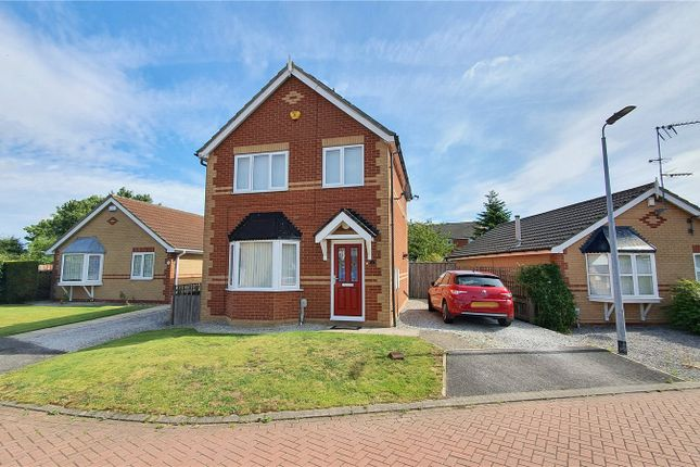 Detached house for sale in Wytherstone Close, Kingswood, Hull, East Yorkshire