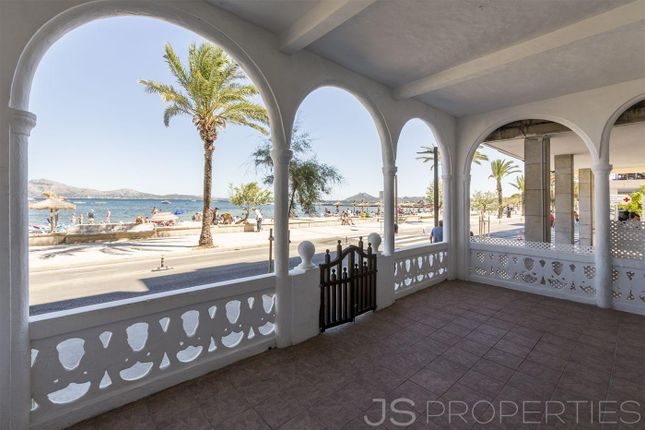 Thumbnail Town house for sale in Puerto Pollensa, Mallorca, Illes Balears, Spain