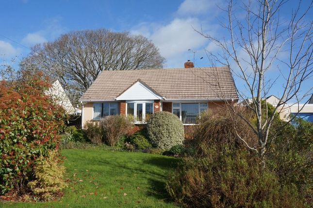 Thumbnail Detached bungalow for sale in Trull Green Drive, Trull, Taunton