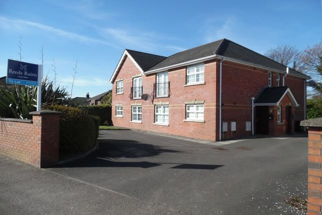 Thumbnail Flat to rent in Glebe Road West, Newtownabbey