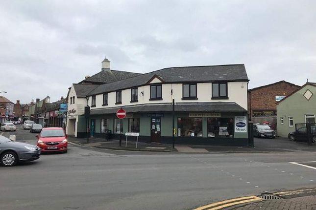 Office to let in 45 Market Street Wellington, Telford
