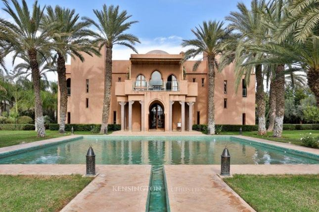 Thumbnail Villa for sale in Marrakesh (Palmeraie), 40000, Morocco