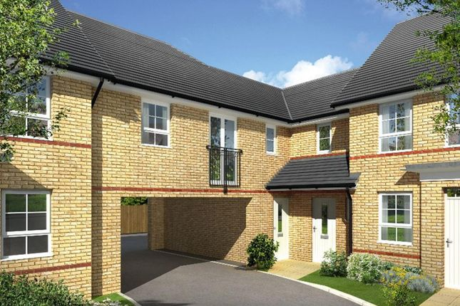 "Thumbnail Flat for sale in ""Stroud"" at Carters Lane, Kiln Farm, Milton Keynes"