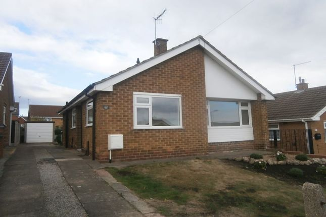 Thumbnail Bungalow to rent in Mary Road, Eastwood, Nottingham