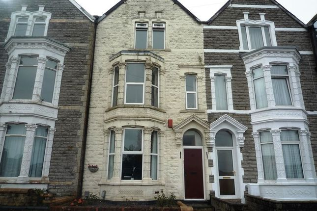 Thumbnail Flat to rent in Kenilworth Road, Barry