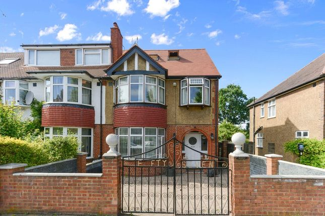 Thumbnail End terrace house for sale in Brunswick Road, Ealing