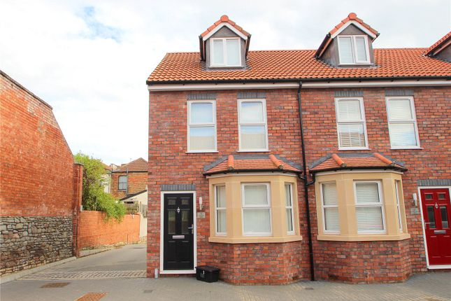 Thumbnail End terrace house for sale in Dartmouth Mews, Southville, Bristol
