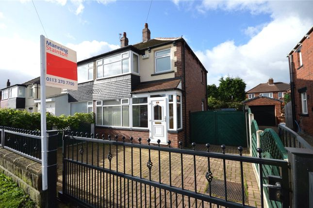 Thumbnail Semi-detached house to rent in Waincliffe Drive, Leeds, West Yorkshire