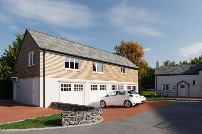 2 bed flat for sale in Plot 7, Woodcote, Chagford TQ13